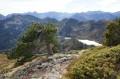 Le Pic de Tarbesou et les Etangs de Rabassoles