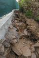 Sur le sentier du littoral à Saint-Tropez