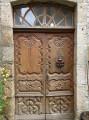 Porte ancienne ...
