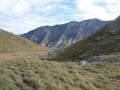 Col de Valbuche depuis le hameau de la Sauce