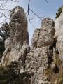 Dent du Corbeley depuis Les Chantres/Saint-Cassin