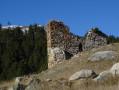 Ruine de la Iglesieta et Lac de Balcère