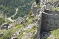 Ruines de Rocca Sparvièra au départ de Coaraze