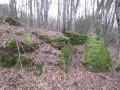 Ruines du vieux village de Hommert