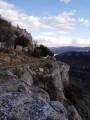 Le Vieux Rompon et les balcons de l'Ouvèze