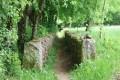 Les ponts de pierre sur le Lambon