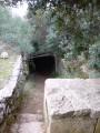 Les tunnels de Sernhac