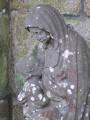 Statue de la fontaine Notre-Dame de Kerluan