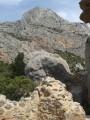 La Sainte-Victoire par le Garagaï