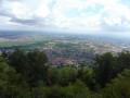 Vue depuis le sommet du Hahnenberg