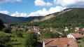 Le sentier des mines à Giromagny