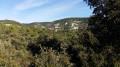 Vue sur les monts du Vaucluse